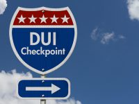 If you get arrested at a DUI checkpoint, contact an attorney as soon as you can.