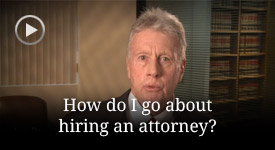 What is the process for hiring a DUI attorney?